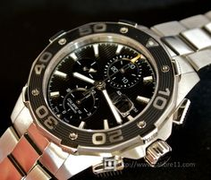 TAG Heuer Aquaracer 500m Chronograph Calibre 16 - Still my favorite yet. For 5 Calibre this is my next watch