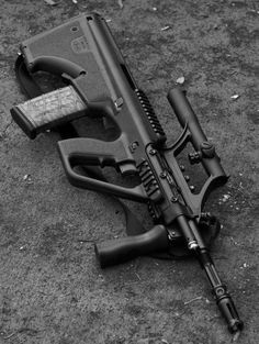 Steyr Aug...oh, honey...