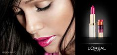 Turn up the intensity with L'Oreal Paris Color Riche lipstick! Because you're worth it. <3
