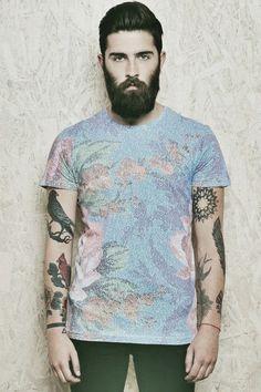 grunge arms...like the shirt too