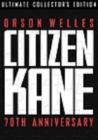 Black Friday 2014 Citizen Kane Anniversary Ultimate Collector's Edition) [Blu-ray] from Warner Brothers Cyber Monday Great Films, Good Movies, Joseph Cotten, 1 Film, Best Director, Thing 1, Film Institute, Orson Welles, 70th Anniversary