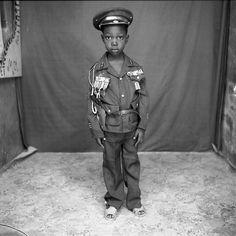 Child Soldier    Photo: El Hadj Tidiani Shitou