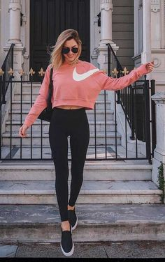 Casual Sporty Outfits, Athleisure Outfits, Modern Outfits, Athletic Outfits, Simple Outfits, Sport Outfits, Stylish Outfits, Cute Outfits, Fashion Outfits