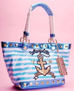 ♡♥★betseyville anchor purse!!NEED!!★♥♡