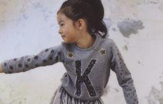 Vêtements fille hiver 2015   Nouvelle collection enfant IKKS #FW15