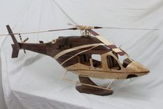 1/8 Scale Bell 429 Helicopter