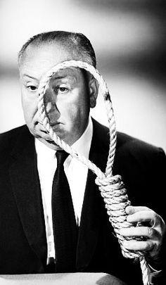 Alfred Hitchcock (agosto 13, 1899) via @Zardak ... ... ... https://www.facebook.com/pages/Creative-Mind/319604758097900