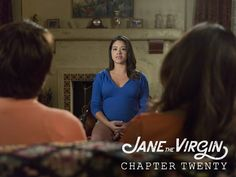 "S1 Ep20 ""Chapter Twenty"" - #JaneTheVirgin"