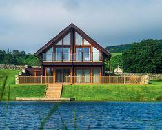 Деревянные дома IKIHIRSI (Финляндия) | Дома из клееного бруса | Журнал «Деревянные дома»