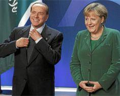 Berlusconi ataca a las políticas de Merkel y Monti para lograr votos