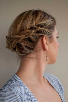 Cool Updo Idea