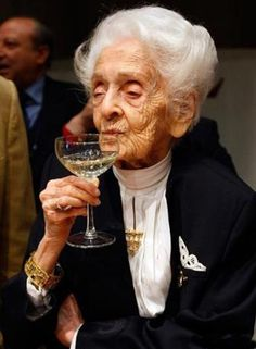 The advantage of living to a very great age is that you tend to have the last word. Rita Levi-Montalcini was co-winner of the Nobel prize for physiology in 1986. She conducted her early experiments in hiding, but rose to the pinnacle of Italian public life. Her life proved that you can exude bella figura from every pore and still win the world's highest intellectual honour. Both were a matter of precision, of flair, and of insisting—sometimes loudly, sometimes in silence—on what she wanted.