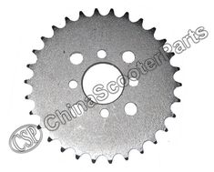 30 Tooth 520 41MM Sprocket BaShan Shineray Taotao 200CC 250CC 300CC ATV Quad Parts
