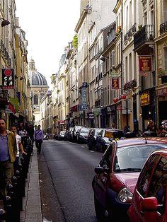 rue st. germain, paris, france