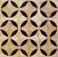 In our artisitc parquet collection, you will find classic, contemporary, simple or complex wood tile pattern designs. We can create your own pattern just for you! Wood Flooring Options, Wood Floor Design, Installing Hardwood Floors, Parquetry, 3d Pattern, Parquet Flooring, Wood Parquet, Tiles Texture, Wood Patterns