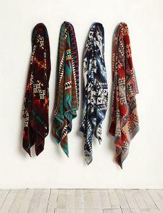 scarves.