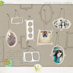 doodled frame card using Valorie Wibbens' Silly Frilly Frames    http://www.the-lilypad.com/store/product.php?productid=4871