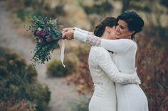 wedding lesbian ♥ by Lindsey Lena