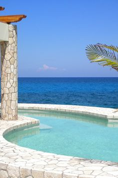 The SPA Retreat Boutique Hotel - Negril, Jamaica - Take a dip in the pool, or ladder down the cliffs for a snorkeling trip in the clear Caribbean.