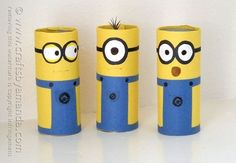 51 Toilet Paper Roll Crafts for kids to make