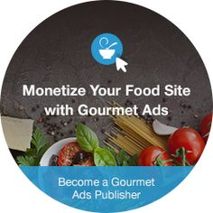 Join Gourmetads as a publisher!