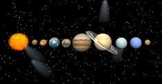 Trucos para aprender los planetas por orden de tamaño - utilidad.com