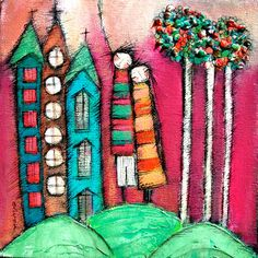 "Olivia Botha ""Thankful"" - Art de Olivia"""