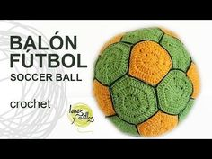 Pelotas de colores tejidas a crochet (amigurumi balls) - YouTube