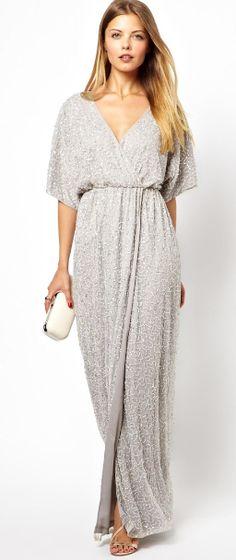 Silver Dress, just glow!