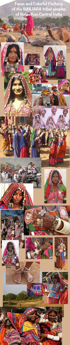 Banjara tribe of rajasthan . Here you can see the vintage coins and mirrors similar to those used to decorate BongoJazz designer bags. BongoJazz has sourced a vibrant and original collection of Thai and Indian, handcrafted bags.... BongoJazz.co.uk