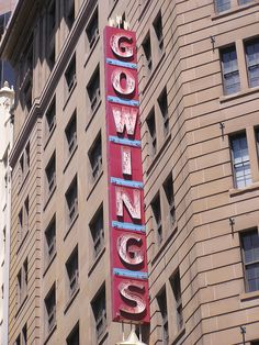 """Department Stores of Australia - SkyscraperCity: Sydney: Gowings menswear: """"Gone to Gowings"""". Now gone completely."""