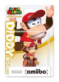 Amiibo Diddy Kong (Super Mario Collection) 50e12c5d4e5e