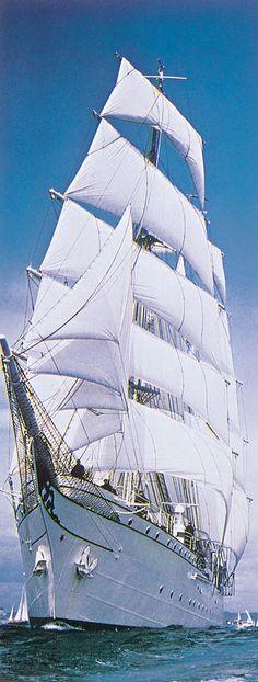 Brewster Home Fashions Komar Sailing Ship 2-Panel Photomural | Wayfair