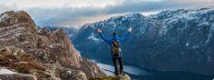 Fjell-vandring.net, fantastisk samling av ulike turer. Mange bilder og gode beskrivelser! Mount Everest, Mountains, Nature, Travel, Naturaleza, Trips, Viajes, Traveling, Outdoors