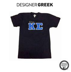 47 Best Greek Letter Shirts images in 2019 | Greek letter