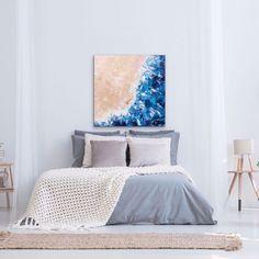 Ocean X, 100x100 cm Acrylic on Canvas 🌊💙⠀  .⠀  .⠀  .⠀  .⠀  .⠀  .⠀  #landscape #thehappynow #beach #summerart #oceanlovers #sea #summer #explore #reflection #elledecor #outdoors #holiday #thatsdarling #traveling #waves #positivevibesonly #blue #water #ocean #artlovers #dianalinsse #modernabstract #artforsale #onthewall #wallart #acrylicpainting #modernartist #abstractart #livingwithart #apartmenttherapy    #Regram via @B2gA5ICgzbc Modern Artists, Summer Art, Elle Decor, Apartment Therapy, Pop Art, Reflection, Contemporary Art, Abstract Art, Traveling