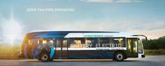 Proterra's Electric Bus Breaks a World Record with 1,100 Mile Trip
