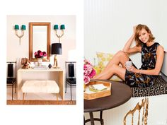Decor / Karlie Kloss