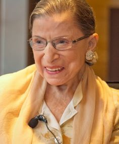 Justice Ginsburg Talks About Arias, the Law and the Most Famous Plea Bargain in Opera (August Civil Procedure, Justice Ruth Bader Ginsburg, Supreme Court Justices, Walter White, How To Raise Money, Opera, Law, Hollywood