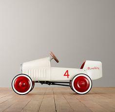 Montlhéry Pedal Car   Riding Toys   Restoration Hardware Baby & Child