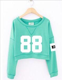 EXO-Light-Blue-Sweater-Sehun-Baekhyun-Sweatershirt-Long-Sleeve-For-EXO-L-Hoodie