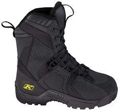 Klim Tundra GTX Snow Snowmobile Boots Brown Mens Size 11