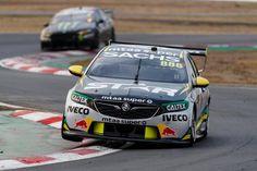 Triple 8 - Craig Lowndes Autobarn Racing 2018 Winton VIC Australian V8 Supercars, Holden Australia, Atc, Race Cars, Super Cars, Muscle, Racing, Concept, History