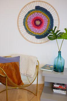 Textiles, Throw Pillows, Chair, Furniture, Home Decor, Circular Weaving, Cushions, Decorative Pillows, Stool