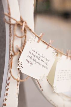 Vintage frame & inspirational quotes: http://www.stylemepretty.com/2015/06/28/vintage-inspired-wedding-details-we-love/