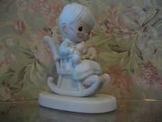 Vintage Precious Moments The Purrfect Grandma by DianesStuffForYou, $15.00