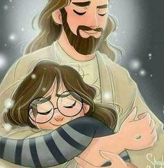 I Love You, Lord Jesus. I Love You, too, Little Sweetheart.
