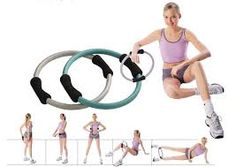 Toning Ring / Pilate Ring/ Fitness Toning Circle. diameter 38cm Highly flexible fibreglass ring covered with rubber tubing. Contoured foamed grip. Best for yoga and pilates or people that prefer to exercise at home. Workouts: Bent Arms Press, Arms Back, Side-Lying Arms Press Check it out:- http://8deals.com.sg/?product=toning-ring-pilate-ring-fitness-toning-circle ORDER NOW!! Available at ONLY S$17.88