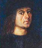 Autoportrait - Il Pinturicchio - Spello