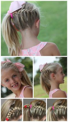 25 little girl hairstylesyou can do yourself girl hairstyles easy girls hairstyles for back to school httppassionforsavings solutioingenieria Images